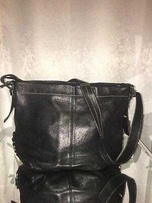 535b5af837 ... czech coach pebble leather small kelsey satchel bag f36675 black 4b18c  332a0