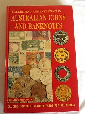 1990 Collecting and Investing in Australian Coins and Banknotes – Greg McDonald