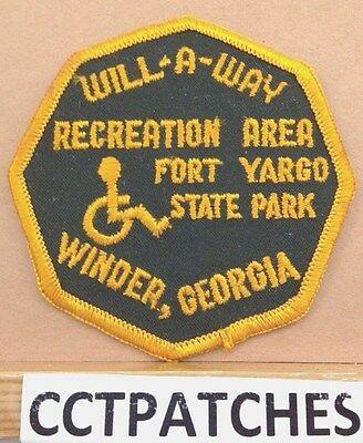 Will-A- Way Recreation Area Fort Yargo State Park Winder, Georgia Patch