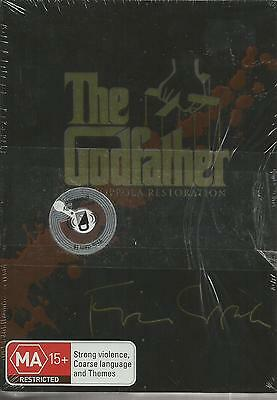 The Godfather: the Coppola Restoration Complete Collection - DVD Region 4