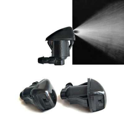For Toyota Sienna Avensis Car Front Windshield Wiper Water Jet Spray Nozzle Set