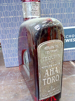 Aha Toro Anejo Tequila 700ml 40% Vol.