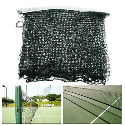 [NEW] 610 x 75cm Volleyball Badminton Net Standard Official Size Netting Sports