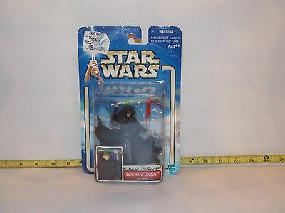Star Wars Attack of the Clones Luminara Unduli Jedi Collection Action Figure