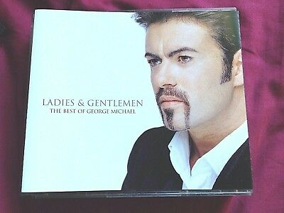 The Best Of George Michael - Ladies & Gentlemen - 2Cd Fatbox