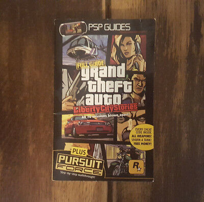 PSP Guides - Grand Theft Auto - Liberty City Stories - Full Guide