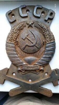 Railroad Coat of Arms USSR. Locomotive Coat of Arms..Beautiful colors.steam