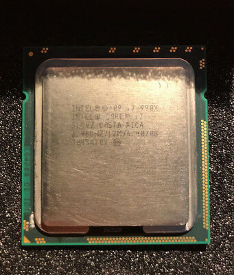Intel Core i7-990X Processor Extreme Edition 3,46 GHz