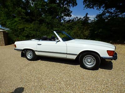 Mercedes-Benz 380SL V8, Hardtop, Superb Example!