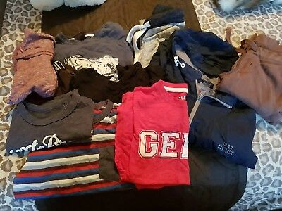 Boys Next Clothes Bundle Size 2-3 3-4 Years Tops Jackets Trousers