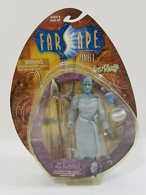 Toy Vault Farscape Pa'v Zotoh Spiritualist and Healer Action Figure