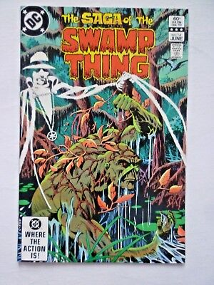 Swamp Thing 14 DC Comics 1983