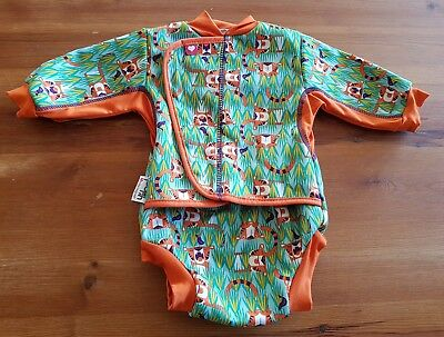Close Pop In Medium 6-12 Months Baby Cosy Swim Suit and Happy Nappy Girl or Boy