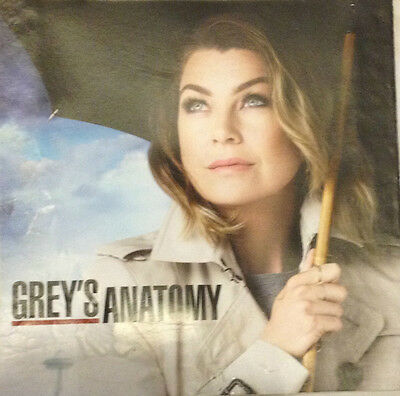 Grey's Anatomy, FYC EMMY DVD 2016 ABC Television 3 Episodes Excellent Condition