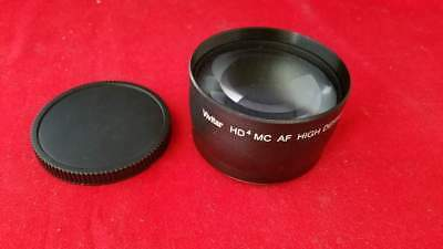 Vivitar HD4 MC AF High Definition 2.2x Telephoto Converter Lens 58mm