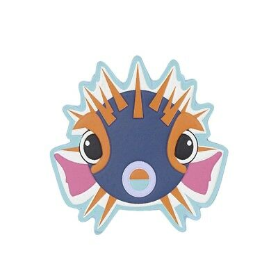 bPay contactless payment device,topshop monster fish sticker