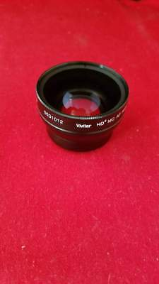 Vivitar Hd4 Mc Af High Definition 0.43X Telephoto Converter Lens Japan Optics