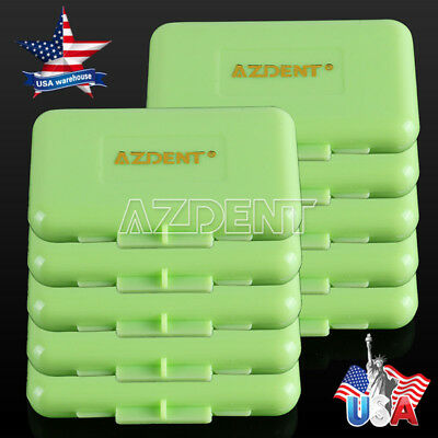 200Box Orthodontic Dental Wax Apple Scent Green For Relief Braces Gum Irritation