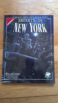 Secrets of New York (Call of Cthulhu)