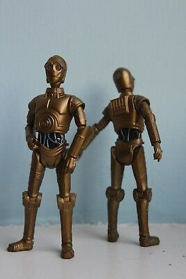 STAR WARS C-3PO (Capture Of The Droids 4-Pack) The Clone Wars Collection #0 2011