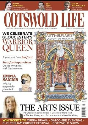 COTSWOLD LIFE Magazine June 2018 (BRAND NEW BACK ISSUE)