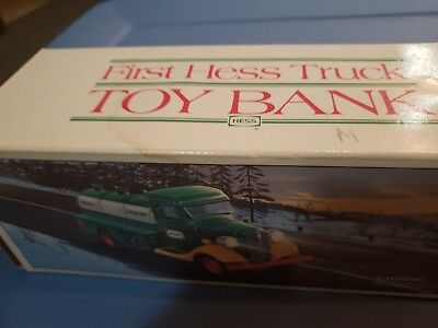Hess Toy Trucks (Lot Of 4) 2 1985, 1994,1995
