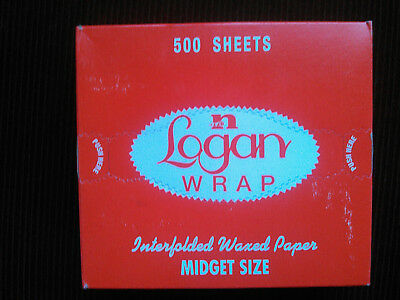 Logan Wrap interfolded Deli Wrap Cera paper 500 sheets