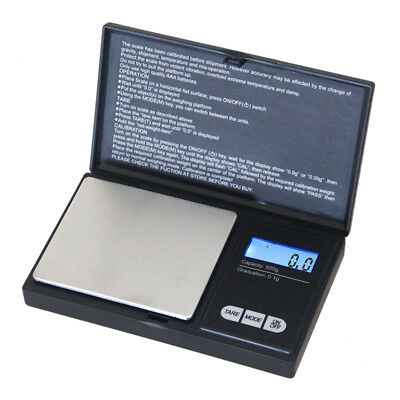 500g*0.1g High Precision Balance Digital Scale Mini Jewelry Diamond Weighing