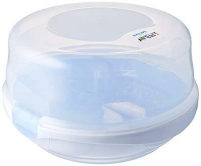 NEW Philips Avent Microwave Baby Bottle Steam Sterilizer breast pump parts