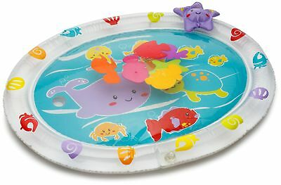 Playkidz Super Durable Inflatable Earlyears Baby Water Play Mat Fill 'N Fun