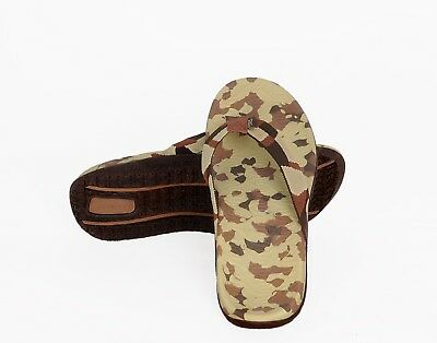 FOOT BIO-TEC Orthotic Footwear——Soldier Camouflage Brown* (Clearance!!!)