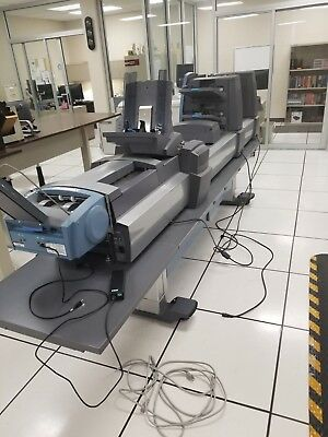 Pitney Bowes DI950 High Capacity Mail Inserter OptiFlow Vertical Power Stacker