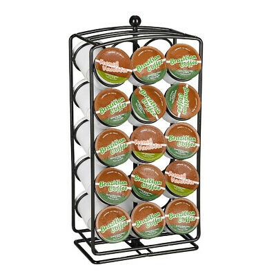 [NEW] Coffee Capsules Pod Holder Stand Dispenser Rotating Rack Capsule Cup For D