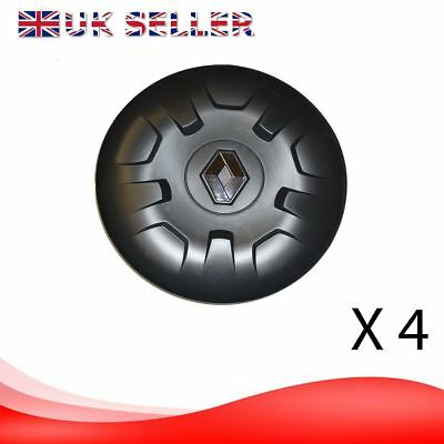 4X RENAULT MASTER MK3  alloy wheel center cap cover