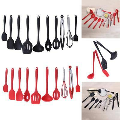 Cookware Baking Silicone Kitchen Set Cooking Nonstick Non Stick Tools Utensils