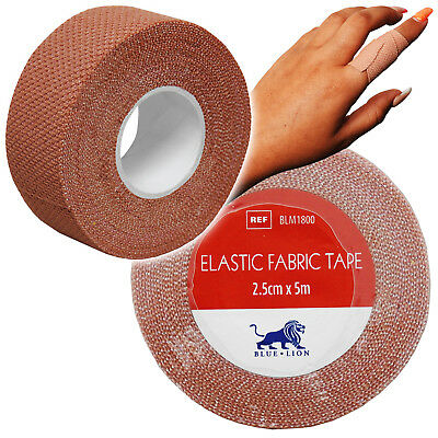 Blue Lion Fabric Zinc Oxide Adhesive Medical First Aid CE Bandage Dressing Tape