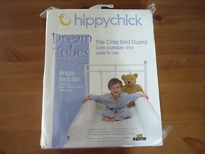 Hippychick Dream Tubes Bed Bumpers Single Bed Set Inflatable bed guard