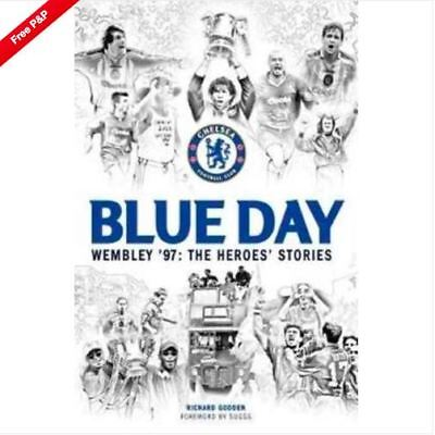 Blue Day Wembley '97 The Heroes' Stories - NEW