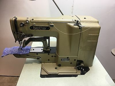 Brother LK3-B430  bar tack (28 STITCHES) industrial sewing machine