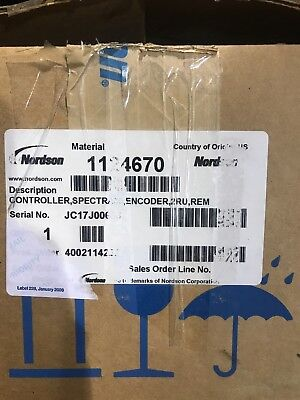 New In Box Nordson Spectra30 Spectra 30 Pattern Controller EPC30 1124670