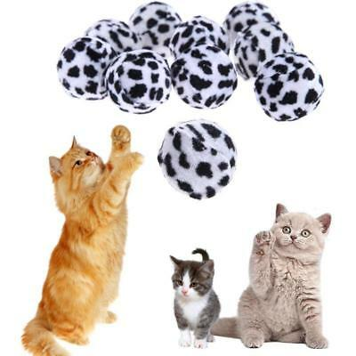 Cat Catch Ball Toys Bite Play Kitten Rope Chewing Toys Sisal Teaser Rattle New