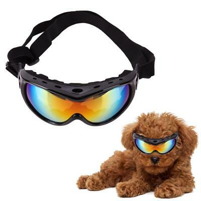 Glasses Dog Pet Sunglasses Eye Wear Protection Goggles Sun Puppy Cat Props New