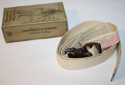 Vintage First Aid Tourniquet