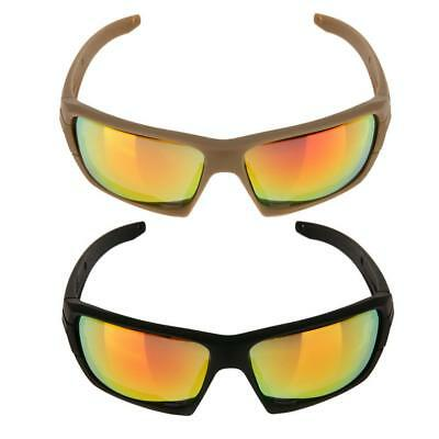 Tactical Crossbow Army Goggles Ess Rollbar Polarized Sunglasses Military TR90