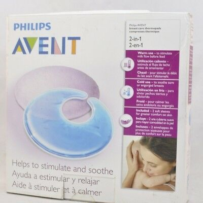 Philips Avent Breast Care Thermopads 2-in-1 *