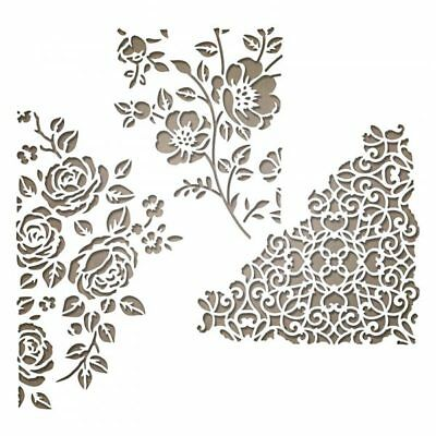 Sizzix Thinlits Die Set Mixed Media #5 Set of 3 | Tim Holtz