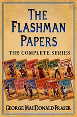Flashman 17 Titles Audio Book collection MP3 DVD +FREE GIFT