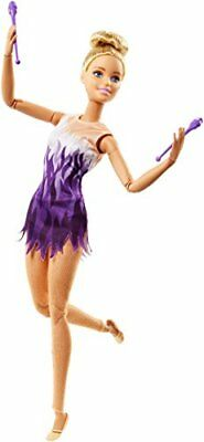 Mattel Barbie FJB18Made to Move Rhythmic Art Gymnastin