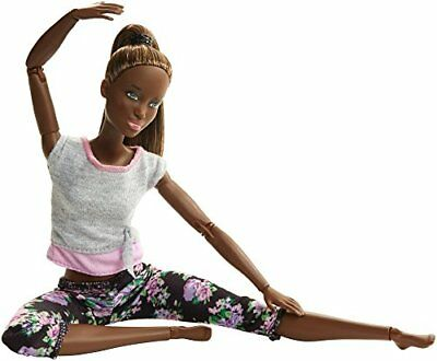 Barbie FTG83 Made to Move Doll, Multi-Colour