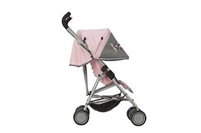 Silver Cross Pop Max Dolls Pushchair. For Ages 4-9 years. Handle Adjusts 76-82cm
